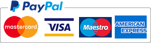 Accepted Credit Debit Cards